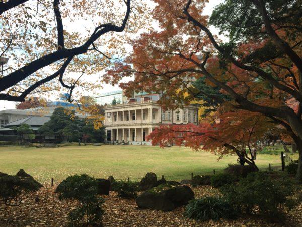 旧岩崎邸庭園 / Kyu-Iwasaki-tei Garden, Tokyo