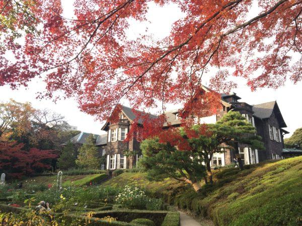 旧古河庭園 / Kyu-Furukawa Garden, Tokyo