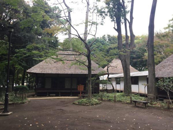 蘆花恒春園 / Roka Koshunen Garden, Setagaya-ku, Tokyo