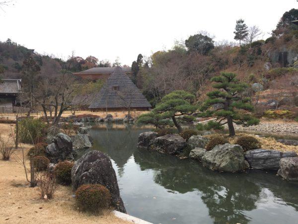 神勝寺庭園 賞心庭 / Shinsho-ji Temple Garden, Fukuyama, Hiroshima