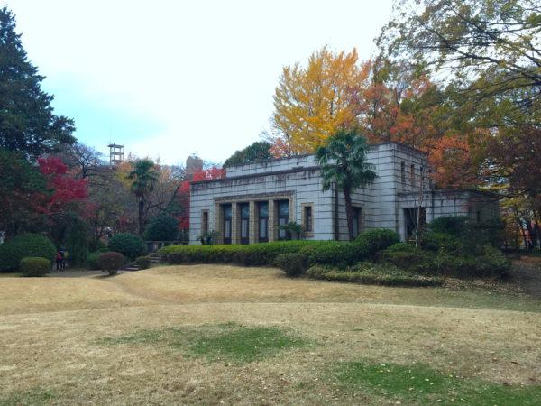 旧渋沢庭園(旧渋沢家飛鳥山邸)