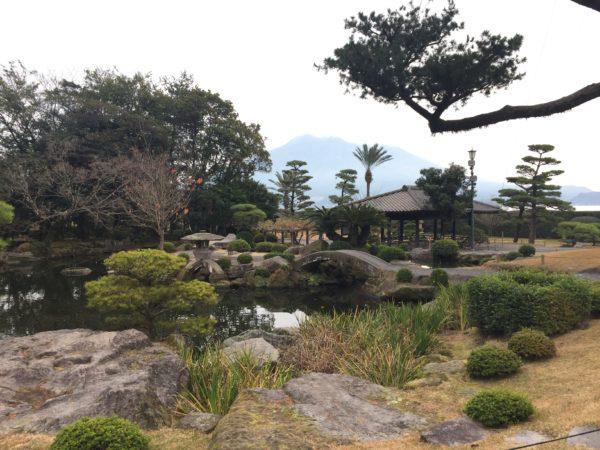 仙巌園(磯庭園) / Senganen Garden, Kagoshima