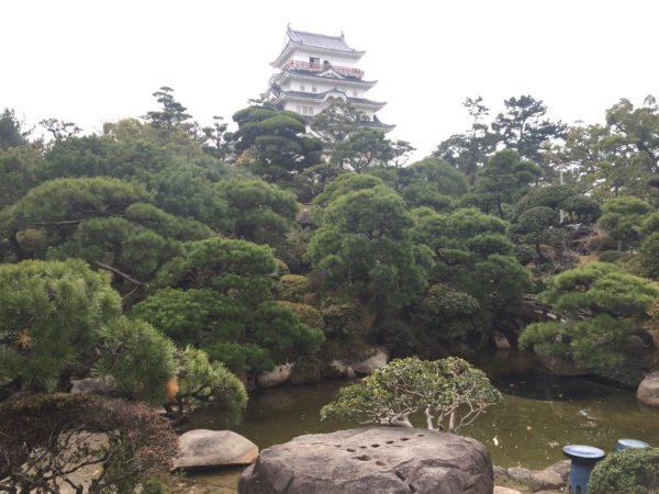 福寿会館庭園 / Fukuju-Kaikan Garden, Fukuyama, Hiroshima