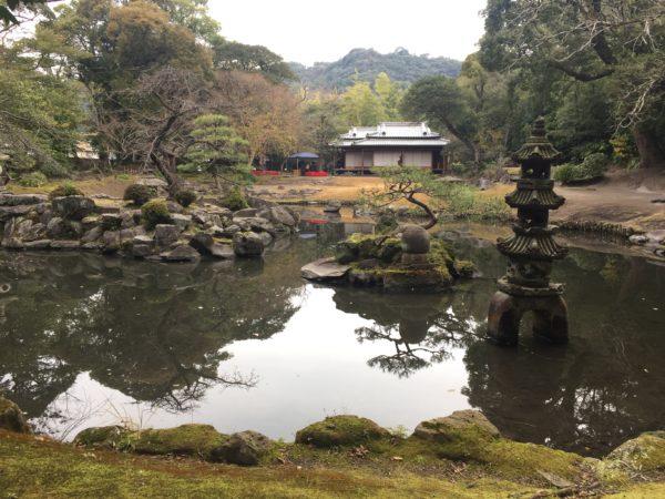 旧島津氏玉里邸庭園 / Kyu-Shimazu Tamazato-tei Residence Garden, Kagoshima