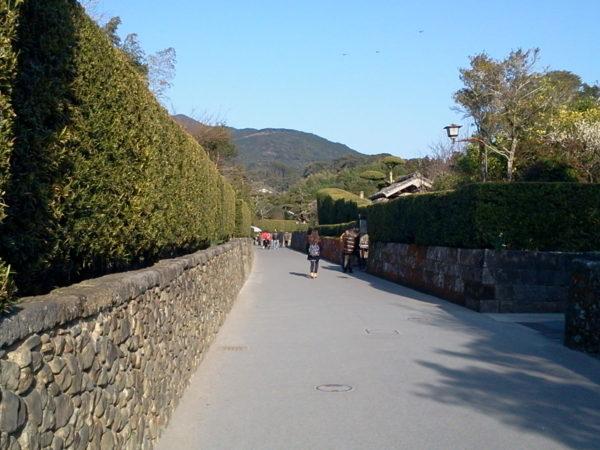 知覧武家屋敷庭園群 / Chiran Samurai Residence Gardens, Minamikyushu, Kagoshima