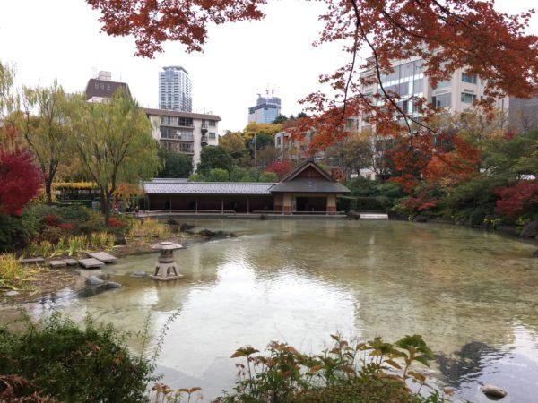 檜町公園 / Hinokicho Park, Tokyo