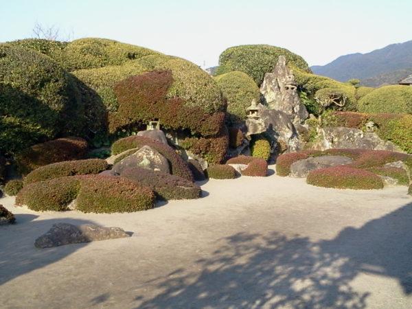 知覧麓庭園 平山克己氏庭園 / Chiran-Fumoto Hirayama Katsumi's Garden, Minamikyushu, Kagoshima