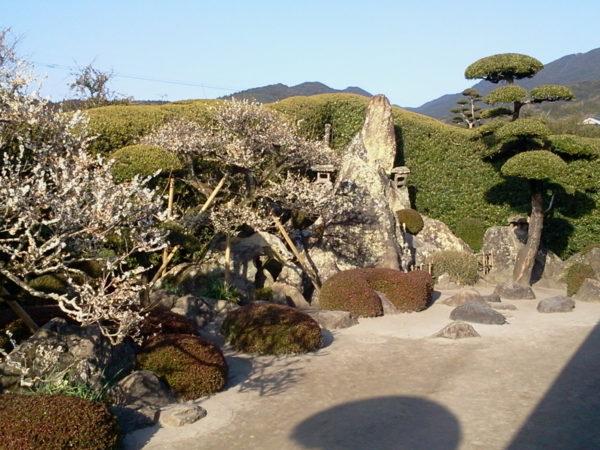 知覧麓庭園 佐多直忠氏庭園 / Chiran-Fumoto Sata Naotada's Garden, Minamikyushu, Kagoshima