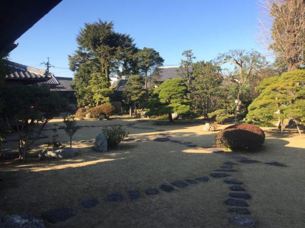 旧臼杵藩主稲葉家下屋敷庭園
