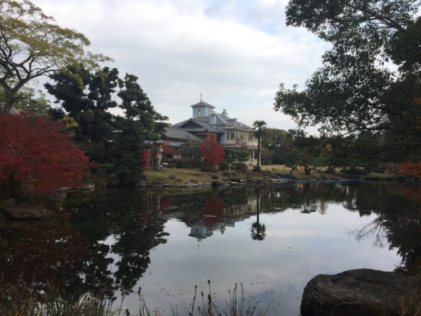 六華苑(旧諸戸氏庭園)