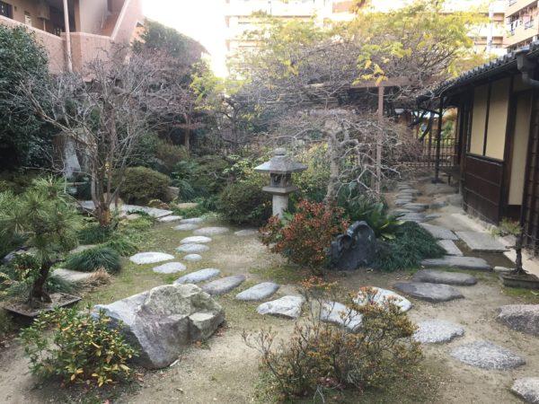 庚申庵史跡庭園 / Koshinan Garden, Matsuyama, Ehime