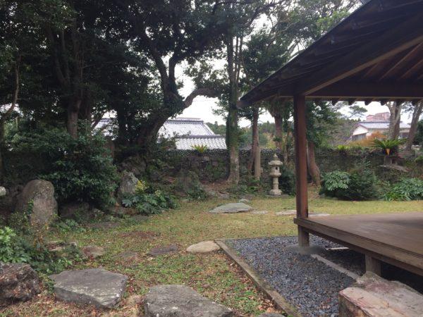 福江武家屋敷跡庭園(福江武家屋敷通りふるさと館)