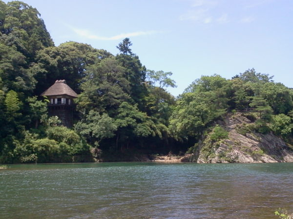 臥龍山荘 / Garyu-Sanso Garden, Ozu, Ehime