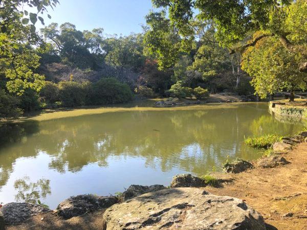 御書院庭園・高城回廊・眼鏡橋 / Goshoin Garden & Megane Bridge, Isahaya, Nagasaki
