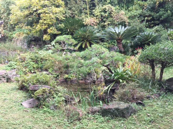 明覚寺庭園