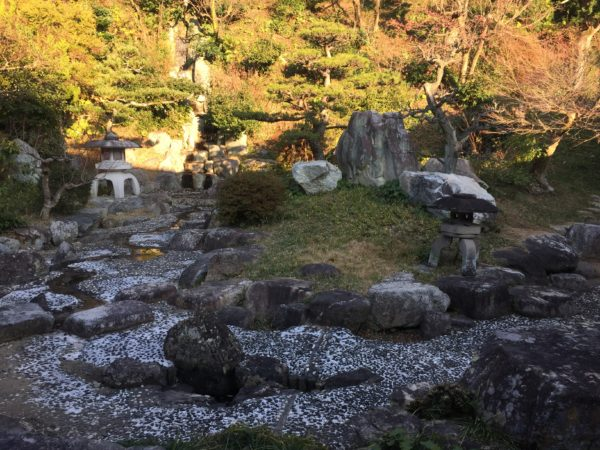 常信寺庭園