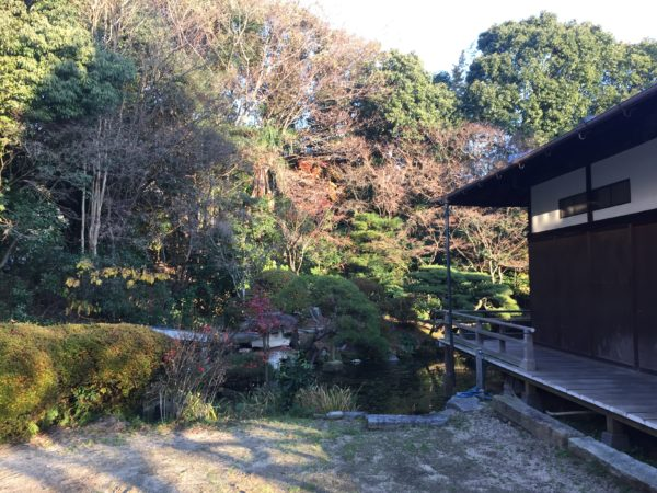 長建寺庭園 / Choken-ji Temple Garden, Matsuyama, Ehime