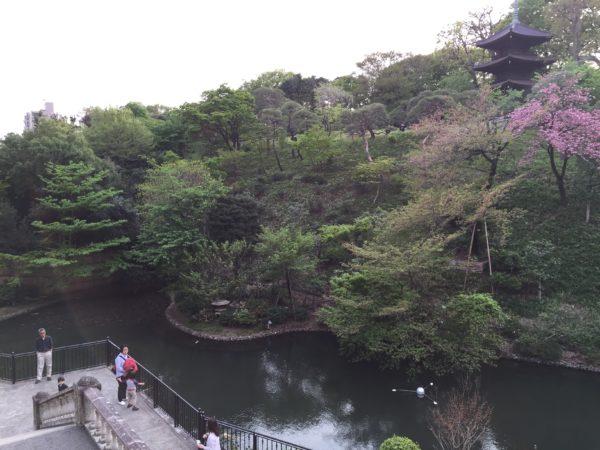 ホテル椿山荘庭園 / Hotel Chinzanso Garden, Tokyo