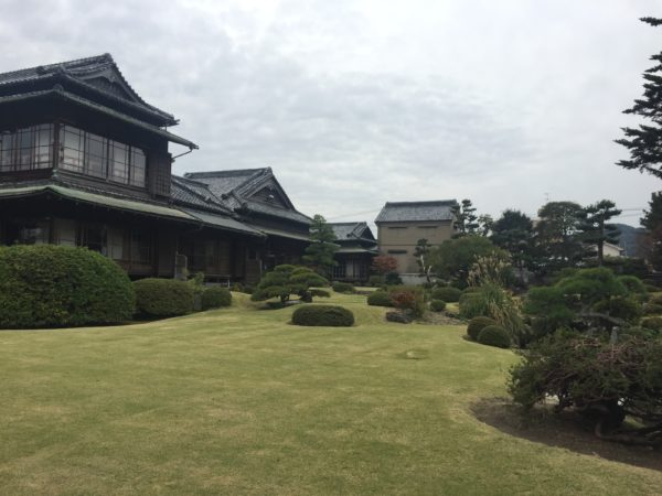 旧伊藤伝右衛門邸庭園 / Kyu-Ito Denemon Regidence Garden, Izuka, Fukuoka