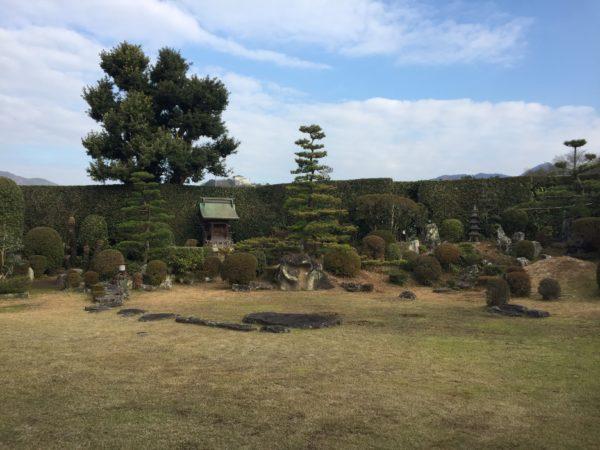 西江寺庭園 / Seigo-ji Temple Garden, Uwajima, Ehime