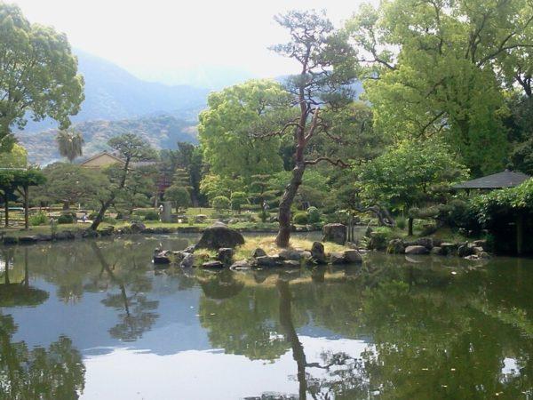 天赦園 / Tenshaen Garden, Uwajima, Ehime