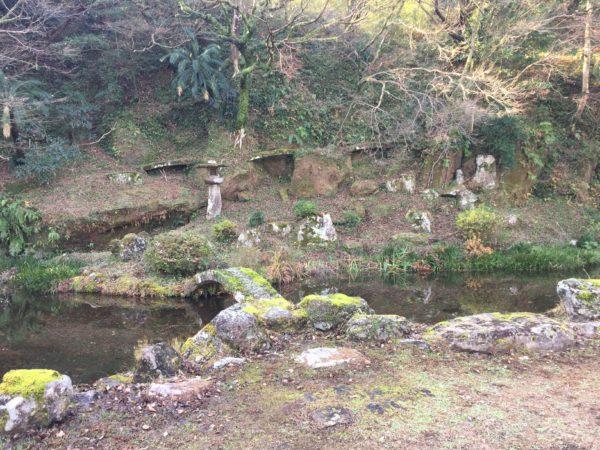 旧報恩寺庭園(五百禩神社)