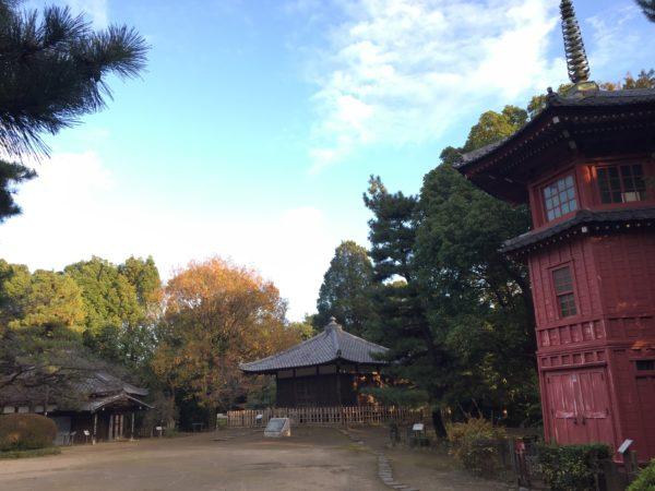 哲学堂公園 / Tetsugakudo Park, Tokyo