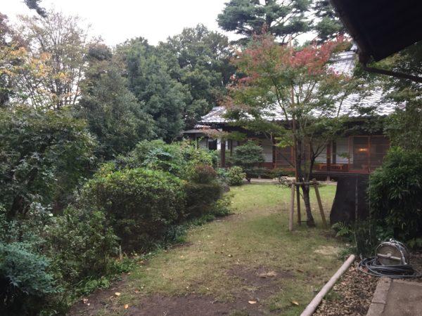 瀬田四丁目旧小坂緑地