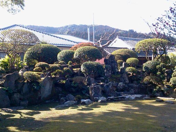 勝目氏庭園