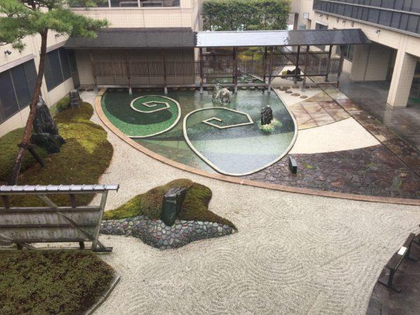 """吉備中央町賀陽庁舎庭園 友琳の庭 / Kibichuo Town Hall's Garden """"Yurin-no-niwa"""", Kibichuo, Okayama"""