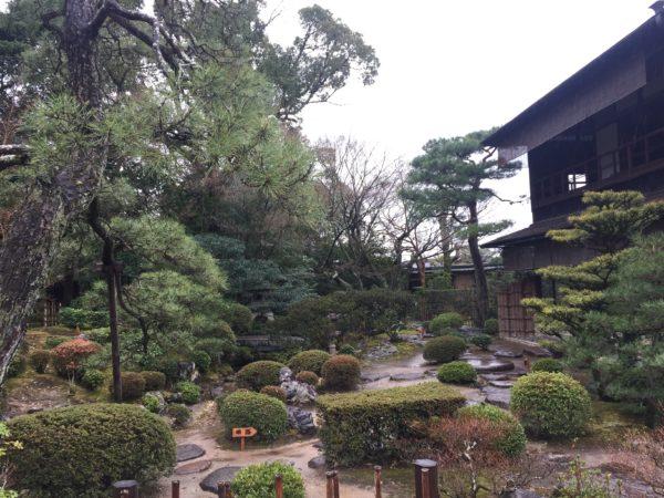 伏見稲荷大社 御茶屋・松の下屋庭園 / Fushimi-inari Shrine Ochaya Garden, Kyoto