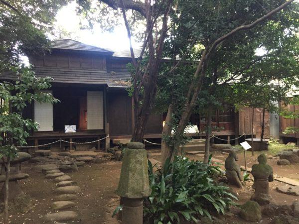 旧名主家 山﨑邸庭園(中野区立歴史民俗資料館)/ Nakano Historical Museum's Garden, Nakano-ku, Tokyo