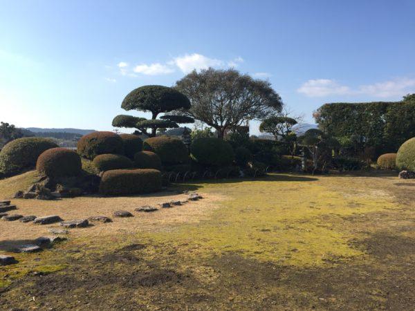 豫章館庭園 / Yoshokan Garden, Obi, Miyazaki