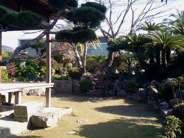 旧伊東伝左衛門庭園 / Kyu-Ito Denzaemon Samurai House Garden, Obi, Miyazaki