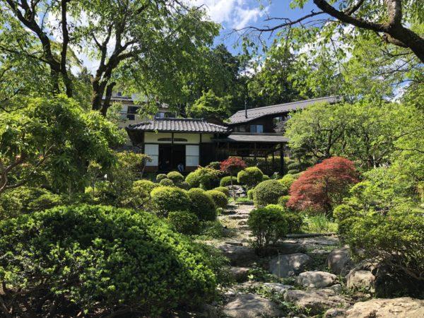 日向和田臨川庭園
