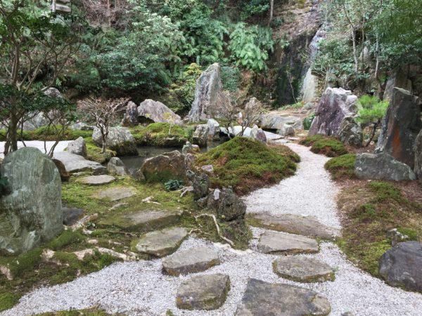 三瀧寺庭園 補陀落の庭 / Mitaki-dera Temple Garden, Hiroshima