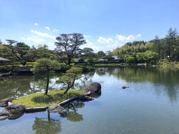 昭和記念公園 日本庭園 / Showa Kinen Park Japanese Garden, Tachikawa, Tokyo