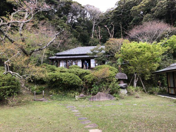 旧川喜多邸別邸(旧和辻邸)庭園 / Kawakita Film Museum's Garden, Kamakura, Kanagawa