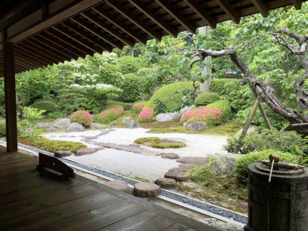 浄妙寺庭園