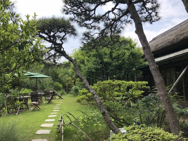 大佛次郎茶廊(旧野尻邸)庭園 / Osaragi Jiro Tea-gallery Garden, Kamakura, Kanagawa