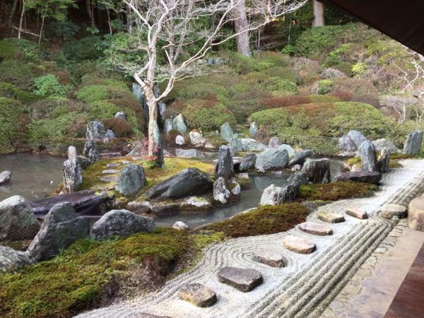 正覚寺庭園 竜珠の庭 / Shokaku-ji Temple Garden, Sasayama, Hyogo