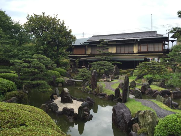 半べえ庭園 聚花山の庭 / Hanbe Garden, Hiroshima
