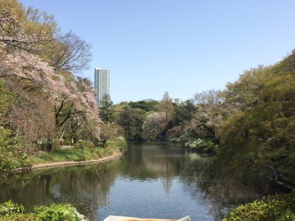 日立中央研究所庭園