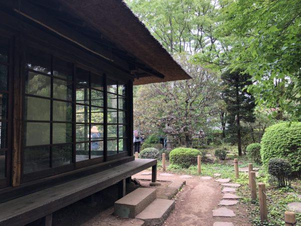 天明家庭園(江戸東京たてもの園)/ Tenmyo House Garden, Koganei, Tokyo