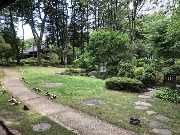 高橋是清邸庭園(江戸東京たてもの園)/ Takahashi Korekiyo's House Garden, Koganei, Tokyo