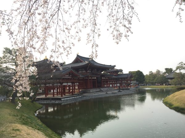 平等院鳳凰堂 / Byodo-in Temple Phoenix Hall Garden, Uji, Kyoto