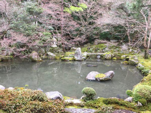 蓮華寺庭園