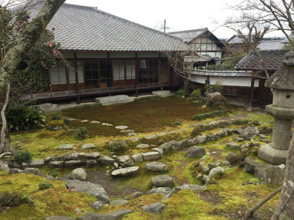 禅華院庭園