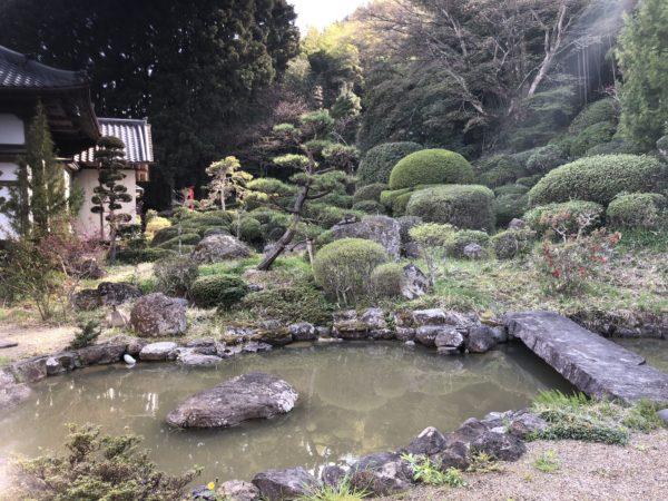 箱泉寺庭園