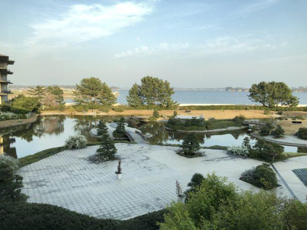 ホテル松島一の坊庭園